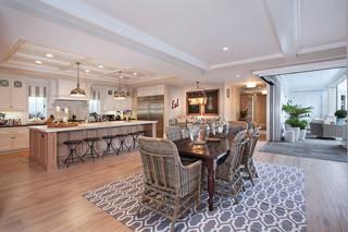 房间欧式风格2层别墅简洁卧室装修效果图