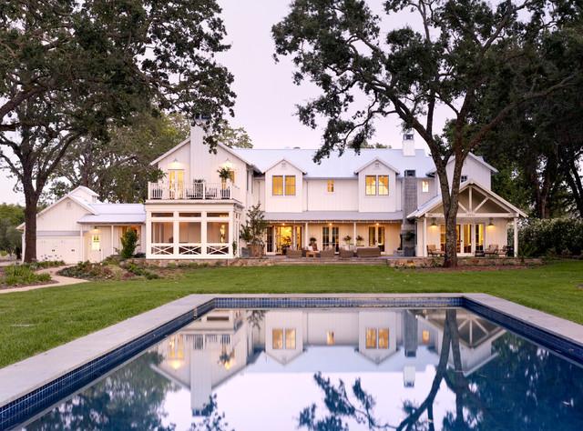 现代简约风格卧室一层别墅及舒适别墅游泳池装修图片