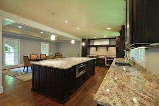 现代简约风格卧室时尚家居 6平方厨房装修效果图