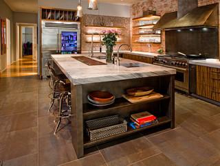 现代简约风格小户型公寓大气红木餐桌图片