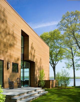 现代简约风格餐厅一层半别墅浪漫卧室客厅窗户效果图