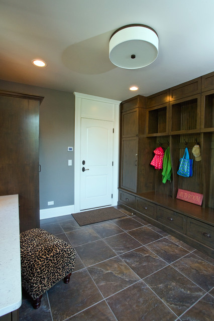 欧式风格卧室一层半小别墅奢华玄关柜效果图