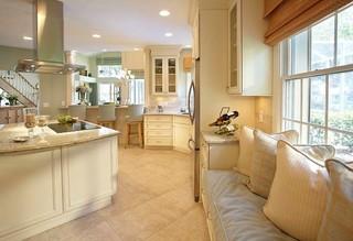 现代简约风格餐厅温馨卧室2012家装厨房橱柜效果图