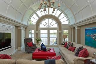 多彩温馨公寓设计