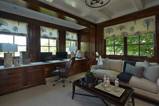 现代简约风格厨房单身公寓设计图唯美懒人沙发效果图