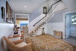 现代简约风格餐厅一层别墅简单温馨单人沙发床图片