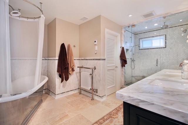 现代简约风格卧室2014年别墅简单温馨淋浴房配件定做