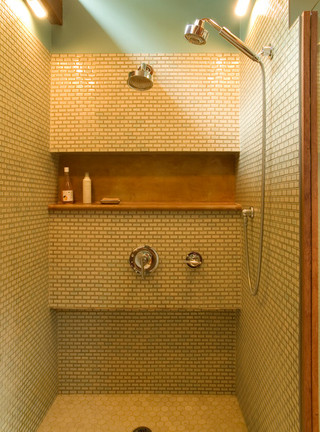 现代简约风格卧室2013年别墅大气淋浴房安装图