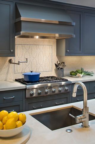 现代简约风格卧室舒适3平方厨房橱柜安装图