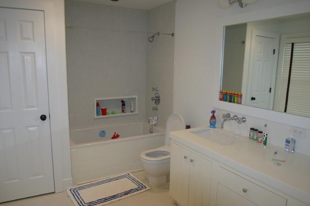 现代简约风格乡村别墅温馨卧室2013卫生间装潢