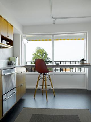 现代简约风格小型公寓时尚家居效果图
