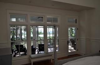 混搭风格客厅2013年别墅舒适卧室窗户效果图