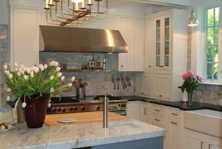 美式风格卧室精装公寓温馨2013厨房效果图