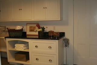 美式风格卧室复式公寓卧室温馨装修效果图