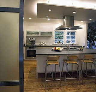 现代简约风格小型公寓舒适80后主题餐厅装修图片