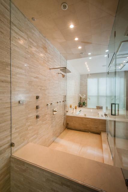 2层别墅大气豪华型4个平米的小卫生间效果图