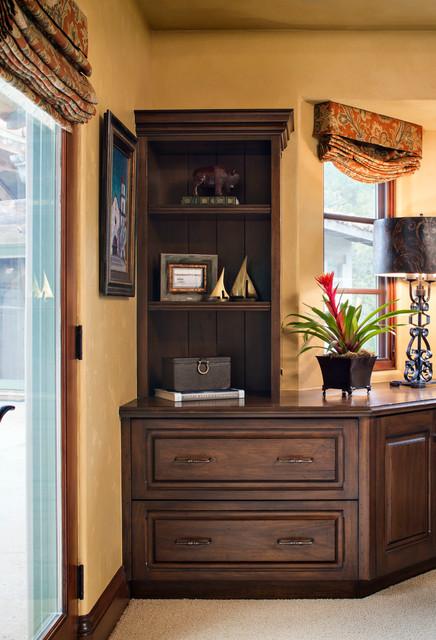 新古典风格一层半别墅低调奢华效果图