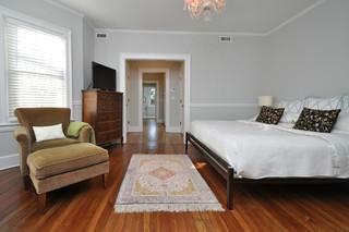 现代简约风格餐厅单身公寓设计图小清新懒人沙发效果图