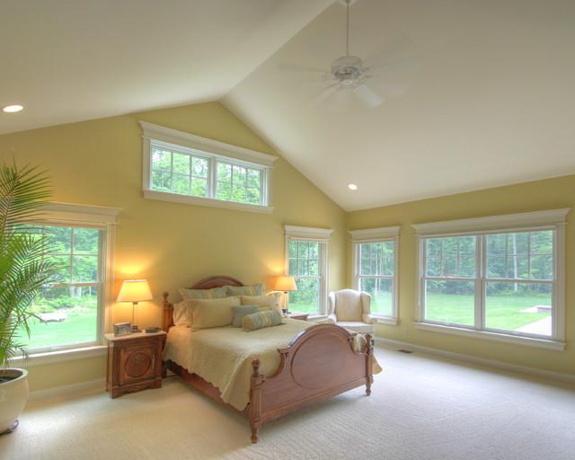 欧式风格卧室200平米别墅大气卧室上下床图片