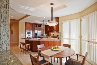 欧式风格家具4平米厨房折叠餐桌图片