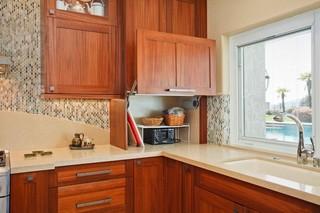 欧式风格客厅2013家装厨房橱柜效果图