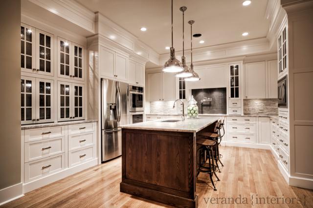 新古典风格三层小别墅欧式奢华家庭餐桌图片