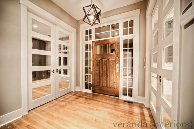 新古典风格卧室2层别墅低调奢华厨房窗户效果图