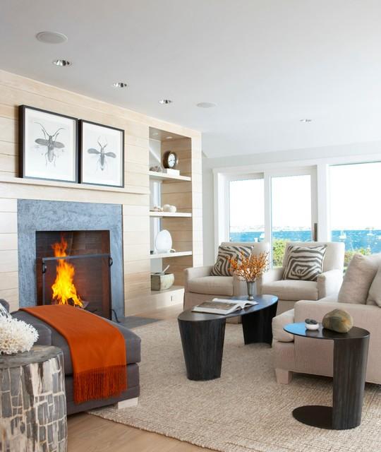 现代简约风格卧室精装公寓简单温馨单人沙发图片
