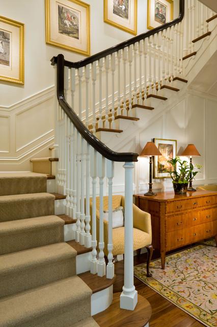新古典风格200平米别墅低调奢华玄关柜图片
