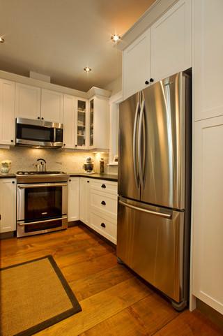 新古典风格卧室三层连体别墅奢华家具橱柜图片