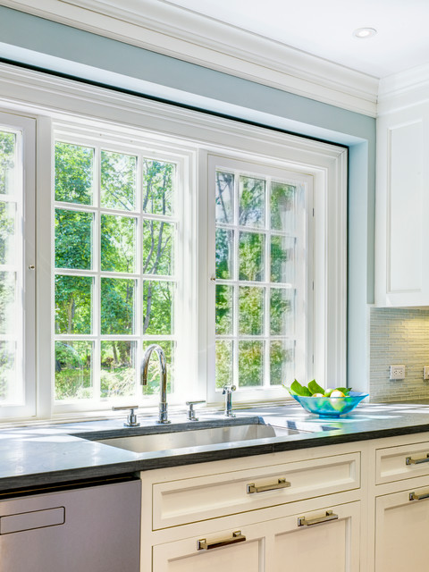现代简约风格厨房2013年别墅大气一体式台盆图片