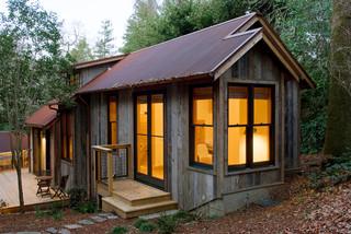 美式乡村风格客厅 卧室阳台窗户效果图