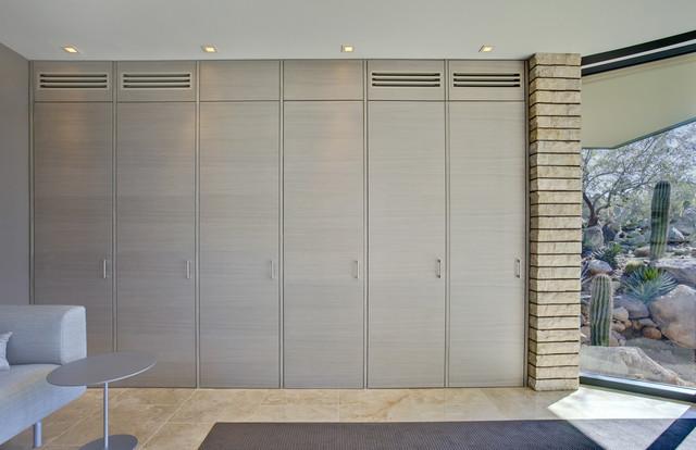 现代简约风格卧室2013别墅简单温馨玄关柜图片