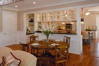 欧式风格客厅老年公寓红木家具餐桌图片