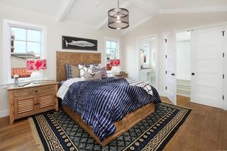 欧式风格客厅300平别墅浪漫卧室卧室榻榻米床效果图
