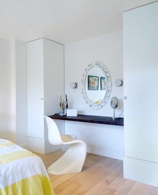 联排别墅现代风格多彩设计