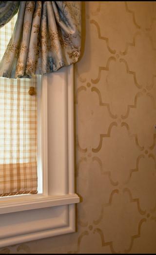 房间欧式风格300平别墅阳台实用阳台窗户效果图