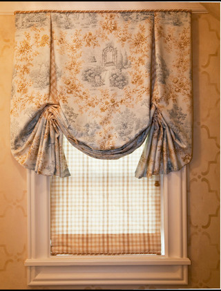 欧式风格客厅一层别墅及实用卧室室内窗户效果图