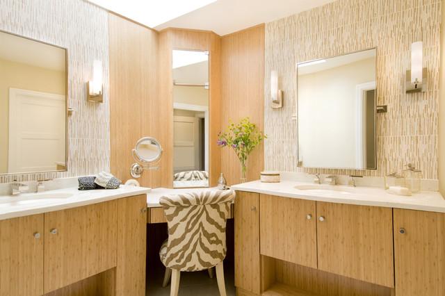欧式风格大户型浪漫婚房布置暖色调设计图