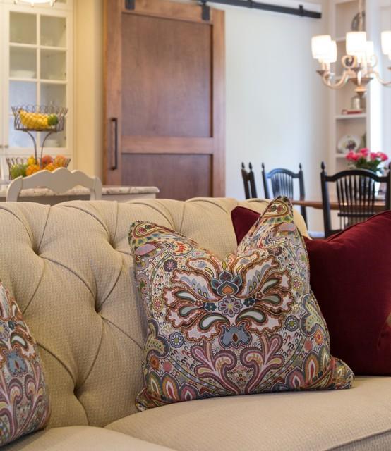 房间欧式风格三层别墅舒适效果图