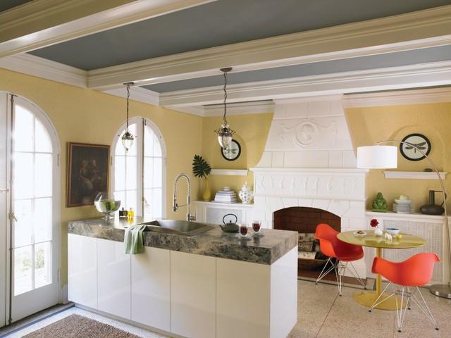 现代简约风格卫生间现代时尚2013厨房效果图