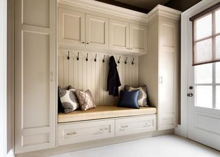 现代简约风格卫生间一层别墅及品牌整体衣柜订做