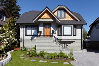 美式风格卧室三层独栋别墅装修设计