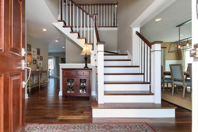 房间欧式风格一层别墅现代简洁室内阁楼楼梯设计图