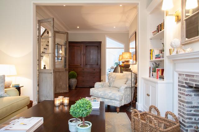 欧式风格卧室三层小别墅舒适品牌沙发效果图