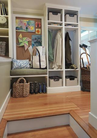 现代欧式风格三层平顶别墅大方简洁客厅品牌整体衣柜图片