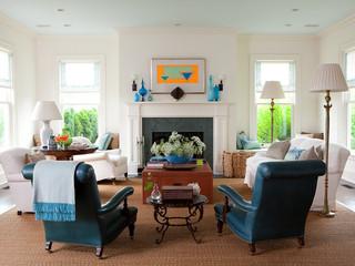现代简约风格客厅三层别墅客厅简洁2013欧式客厅效果图