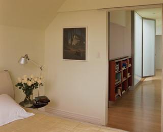 现代简约风格客厅小型公寓舒适8平米卧室设计