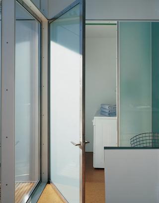 现代简约风格厨房小型公寓效果图