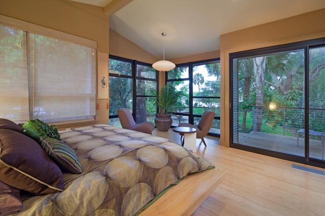 美式乡村风格卧室一层半小别墅温馨10平米卧室装修